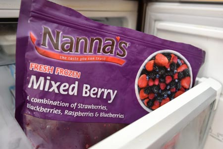 Nanna mixed berries