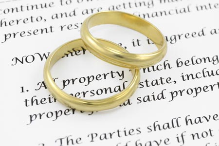 Pre-nuptial Agreements