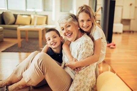 Rights To See Grandchildren