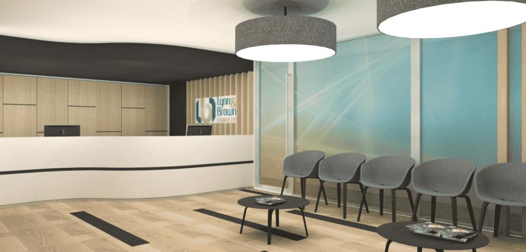 Lynn & Brown Lawyers - New Office