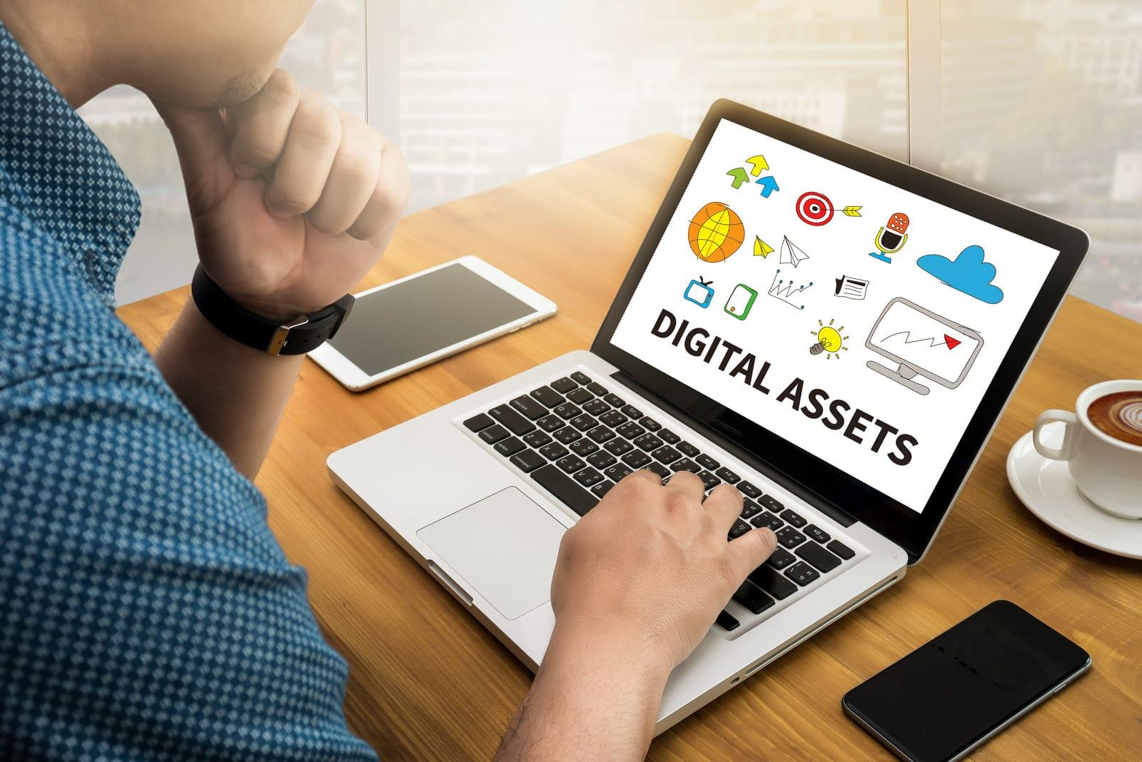 Digital Age - Digital Assets (40872284)