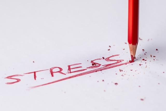 stress leave
